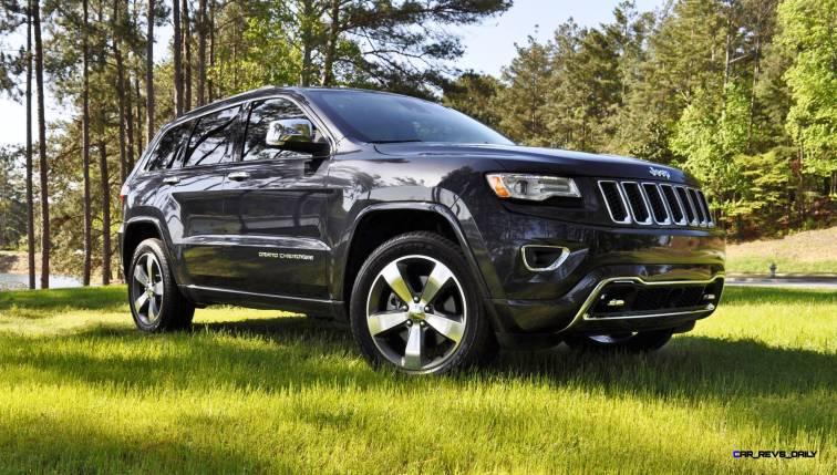 2015 Jeep Grand Cherokee EcoDiesel 9
