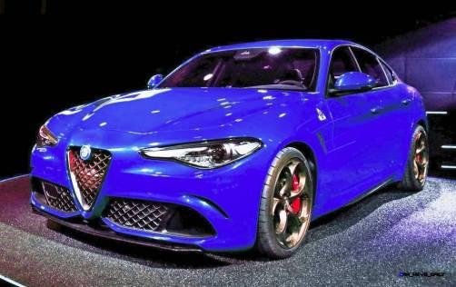 2016 Alfa Romeo Giulia Color Test 18