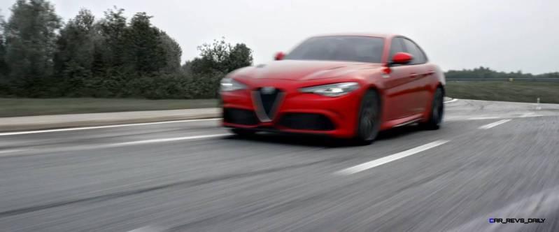 2016 Alfa Romeo Guilia Dynamic Screencaps 14