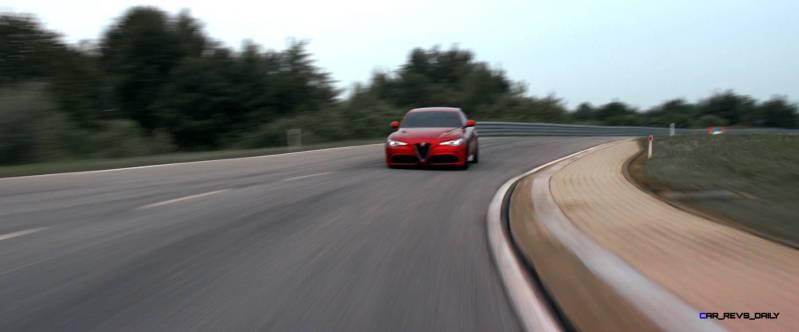 2016 Alfa Romeo Guilia Dynamic Screencaps 18