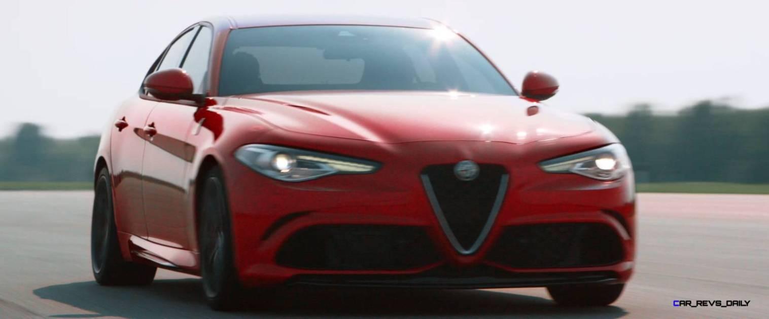 2016 Alfa Romeo Guilia Dynamic Screencaps 36