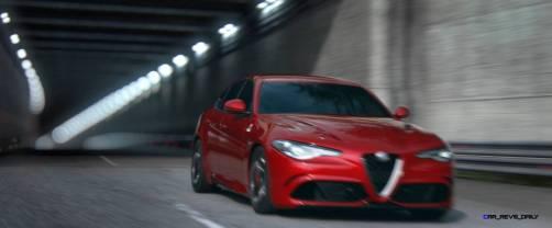 2016 Alfa Romeo Guilia Dynamic Screencaps 4