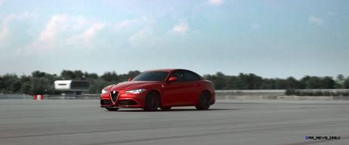 2016 Alfa Romeo Guilia Dynamic Screencaps 41