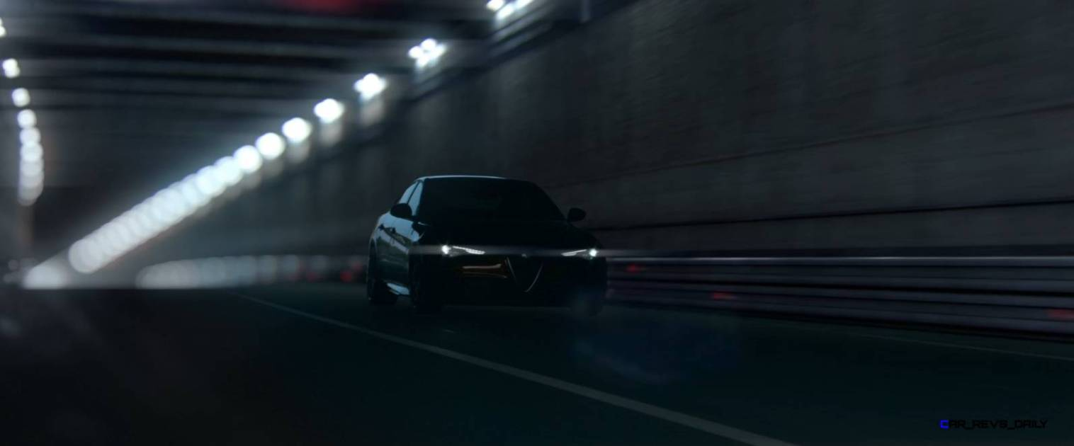 2016 Alfa Romeo Guilia Dynamic Screencaps 7
