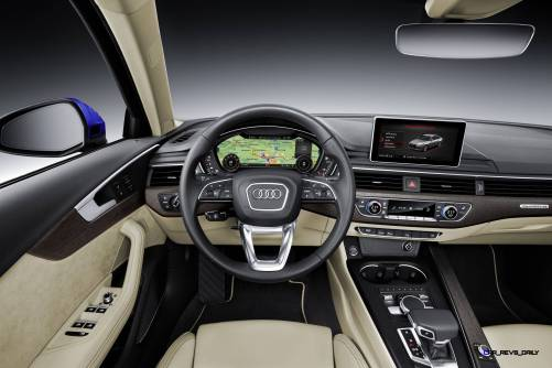 2016 Audi A4 35