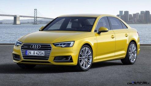 2016 Audi A4 37