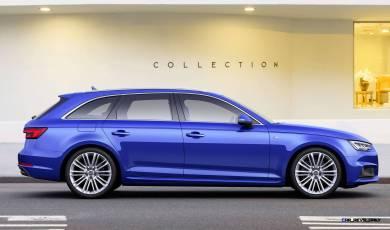 2016 Audi A4 8
