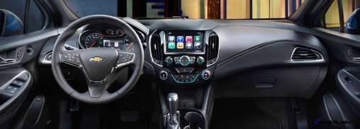 2016 Chevrolet CRUZE RS Premier 19
