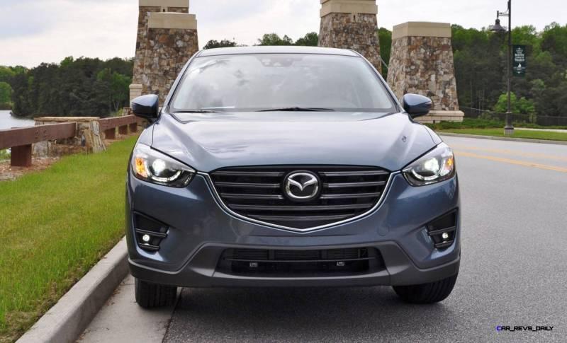 2016 Mazda CX-5 Grand Touring FWD 54
