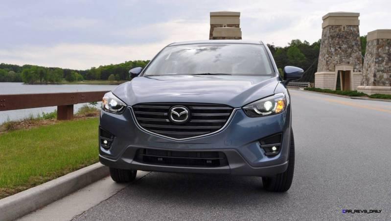 2016 Mazda CX-5 Grand Touring FWD 57