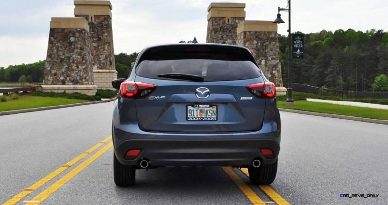 2016 Mazda CX-5 Grand Touring FWD 95