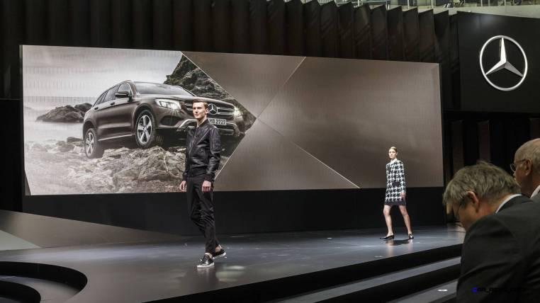 Weltpremiere: Der neue Mercedes-Benz GLC, Metzingen 2015 World Premiere: The new Mercedes-Benz GLC, Metzingen 2015