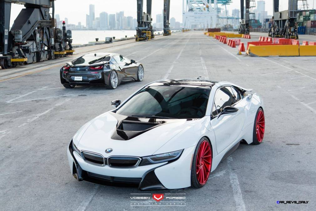 BMW i8 Duo - Vossen Forged Precision Series - ©_17616201404_o