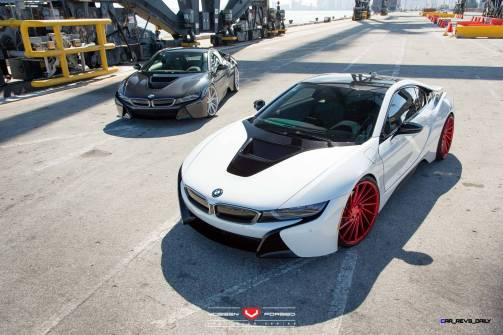 BMW i8 Duo - Vossen Forged Precision Series - ©_17616218794_o