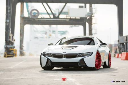 BMW i8 Duo - Vossen Forged Precision Series - ©_17618197103_o