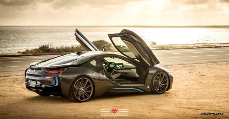 BMW i8 - Vossen Forged VPS-309 - © Vossen Wheels 2015 - 1014