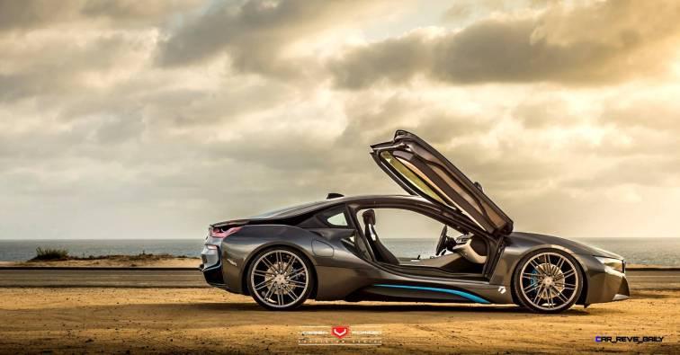 BMW i8 - Vossen Forged VPS-309 - © Vossen Wheels 2015 - 1013