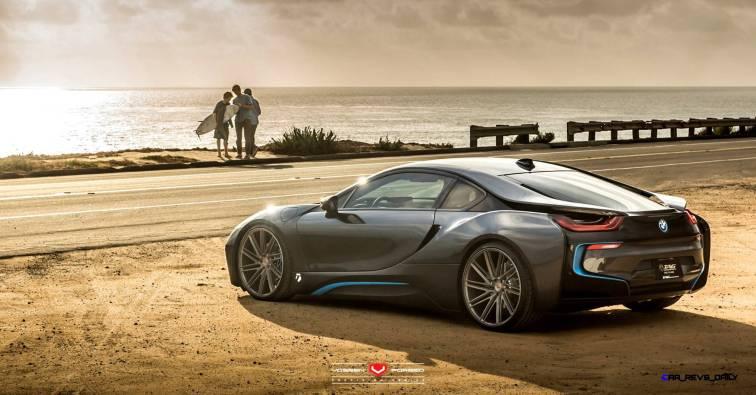 BMW i8 - Vossen Forged VPS-309 - © Vossen Wheels 2015 - 1009
