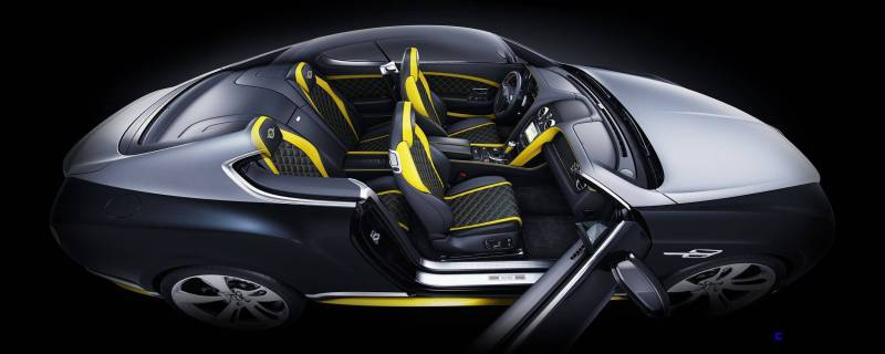 Bentley Continental GT Speed Breitling Jet Team Series Limited Edition(4)