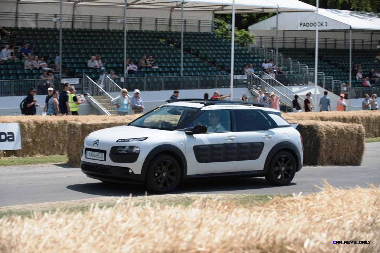 Goodwood Festival of Speed 2015 - New Cars 103
