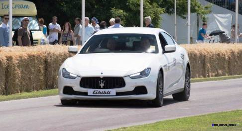 Goodwood Festival of Speed 2015 - New Cars 159