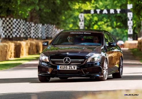 Goodwood Festival of Speed 2015 - New Cars 4