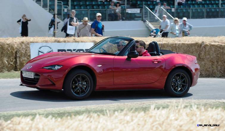 Goodwood Festival of Speed 2015 - New Cars 94