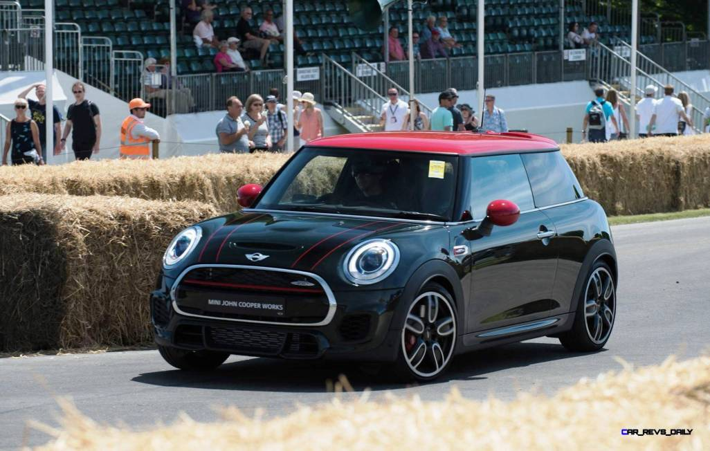 Goodwood Festival of Speed 2015 - New Cars 97