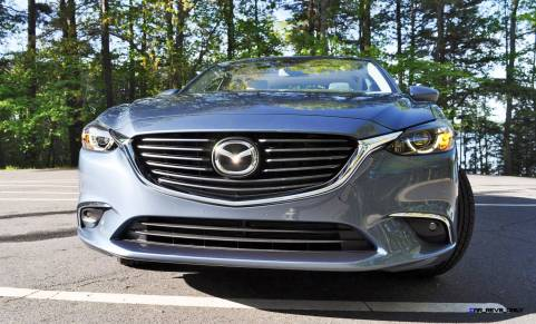 HD Drive Review Video - 2016 Mazda6 Grand Touring 14