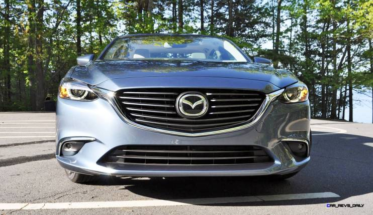 HD Drive Review Video - 2016 Mazda6 Grand Touring 16
