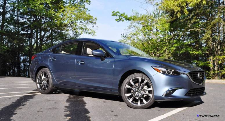 HD Drive Review Video - 2016 Mazda6 Grand Touring 26