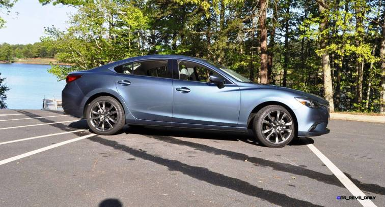 HD Drive Review Video - 2016 Mazda6 Grand Touring 30