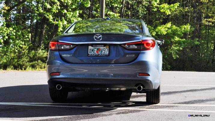 HD Drive Review Video - 2016 Mazda6 Grand Touring 37
