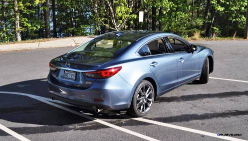 HD Drive Review Video - 2016 Mazda6 Grand Touring 41