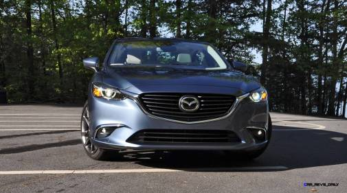 HD Drive Review Video - 2016 Mazda6 Grand Touring 50