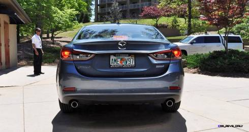 HD Drive Review Video - 2016 Mazda6 Grand Touring 59