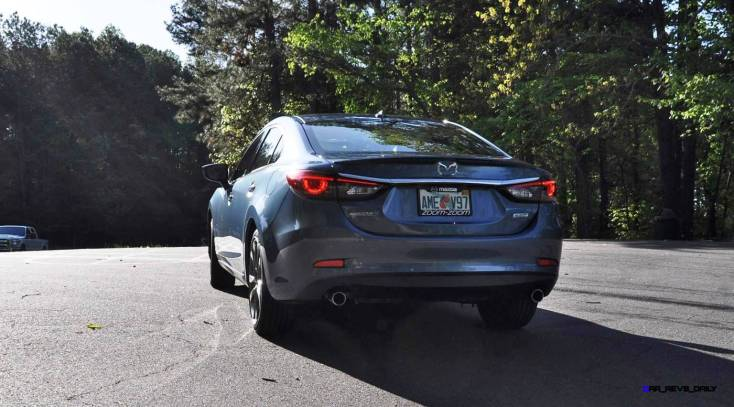 HD Drive Review Video - 2016 Mazda6 Grand Touring 74