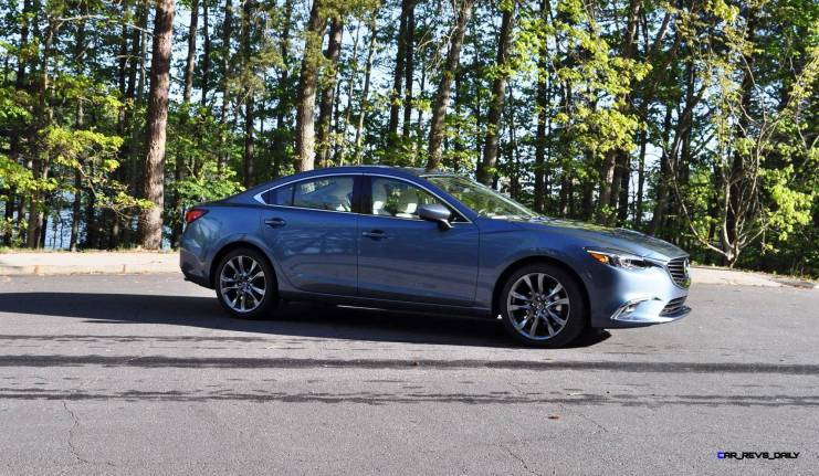 HD Drive Review Video - 2016 Mazda6 Grand Touring 81