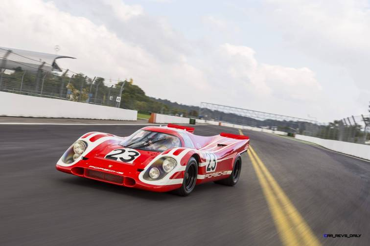 LeMans Legends from Porsche 35
