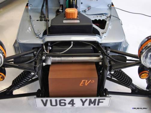 Morgan EV 3 Wheeler 15