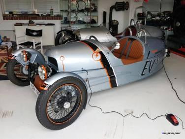 Morgan EV 3 Wheeler 22