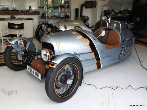 Morgan EV 3 Wheeler 5