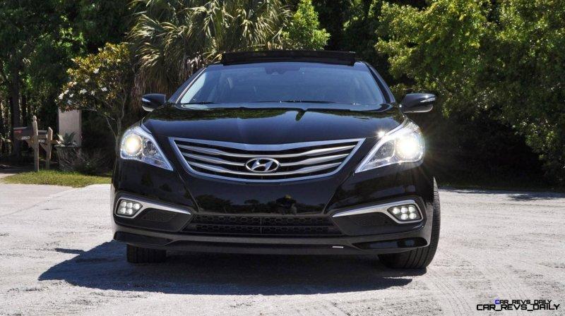 Road Test Review - 2015 Hyundai AZERA Limited 102