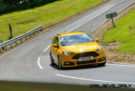 SMMT Test Days 2015 Alpine Hill Course 264