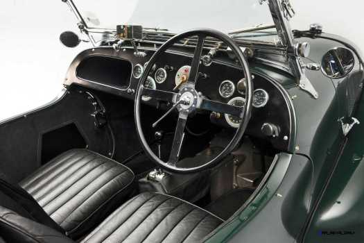 1940 Aston Martin Speed Model Type C 4