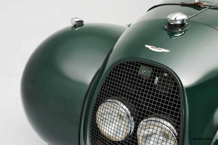 1940 Aston Martin Speed Model Type C 8