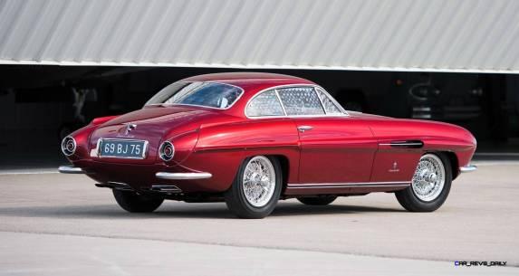 1952 Jaguar XK120 SuperSonic by Ghia 2