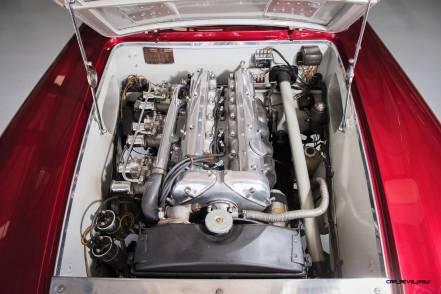 1952 Jaguar XK120 SuperSonic by Ghia 24