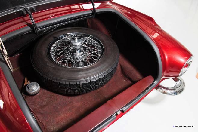 1952 Jaguar XK120 SuperSonic by Ghia 30