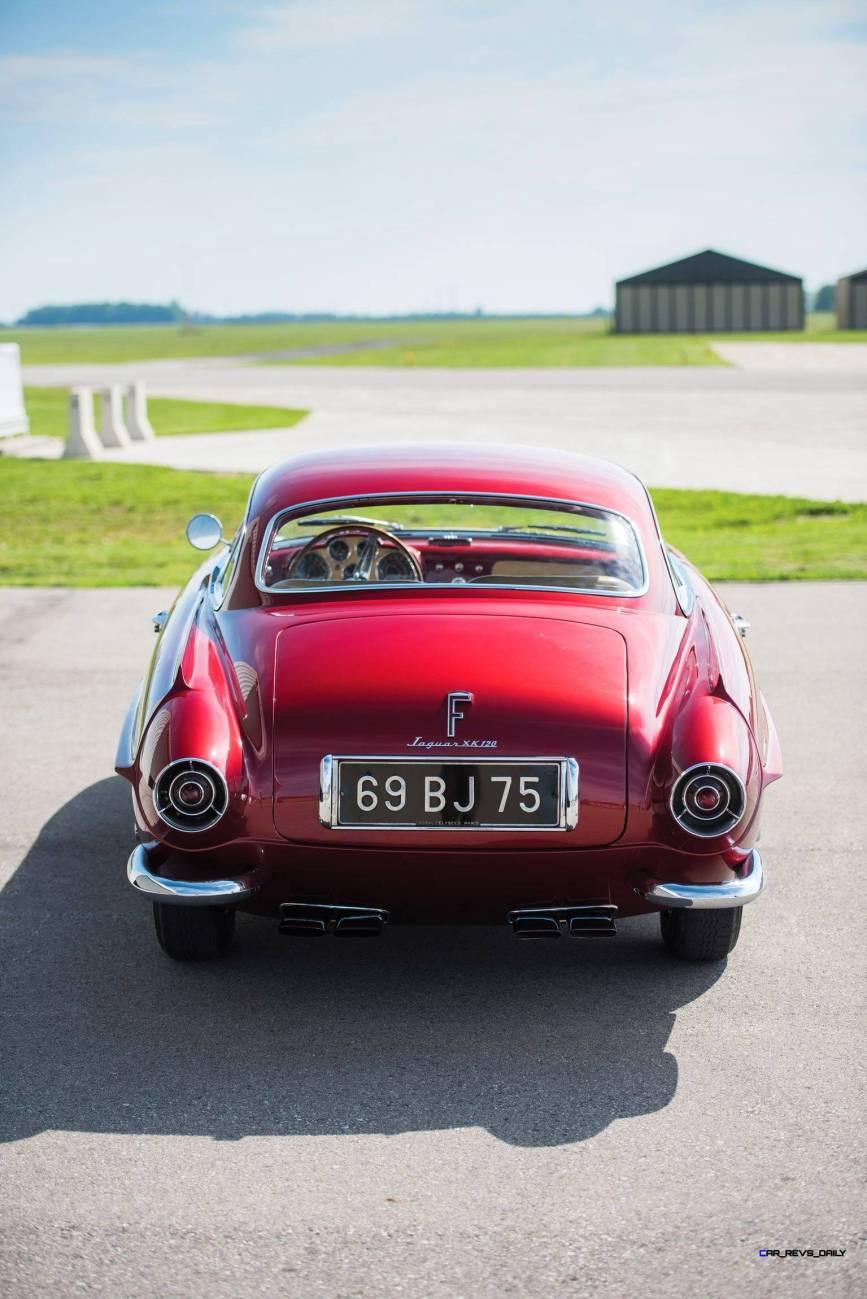 1952 Jaguar XK120 SuperSonic by Ghia 7